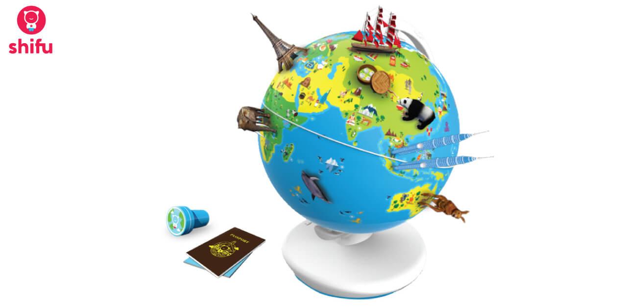 Shifu Orboot - Award-winning AR Globe for Kids ...